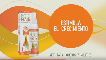 VIDEO SPOT LOCION ECOHAIR TV